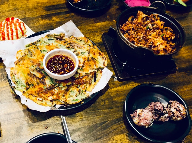 Korean Favourites