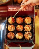 Have you ever wanted to do your own takoyaki?