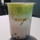 Avocado fresh milk with pearls $3.90