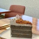 Japanese Goma Cake