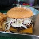 Spiced Pulled Pork Burger ($5)