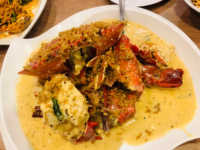 Uncle Leong Seafood, Punggol