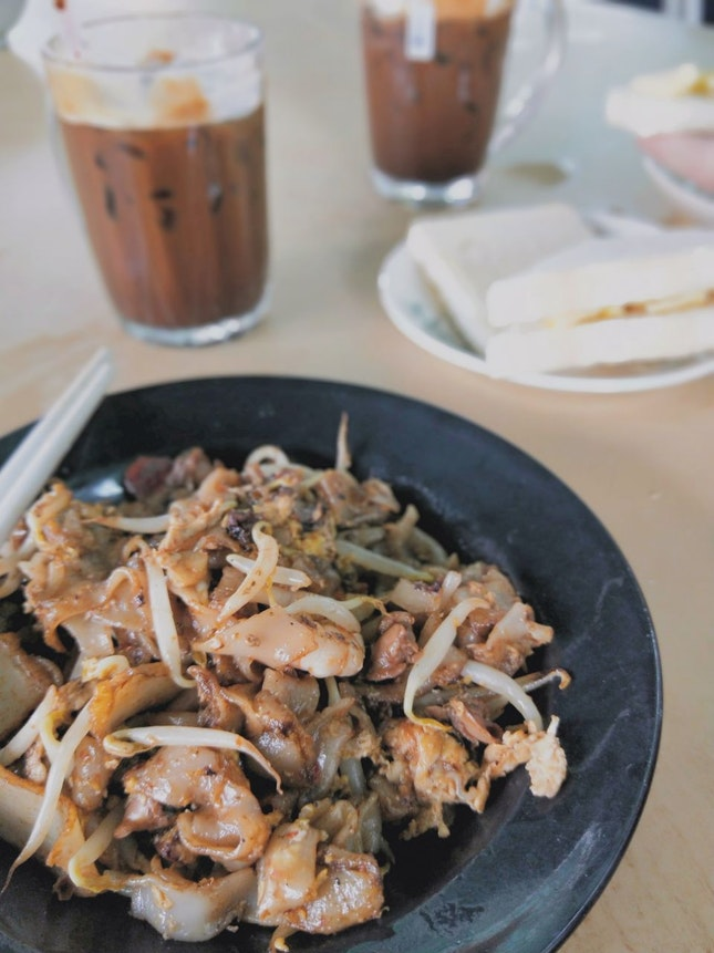 Ah Weng Koh Hainan Tea