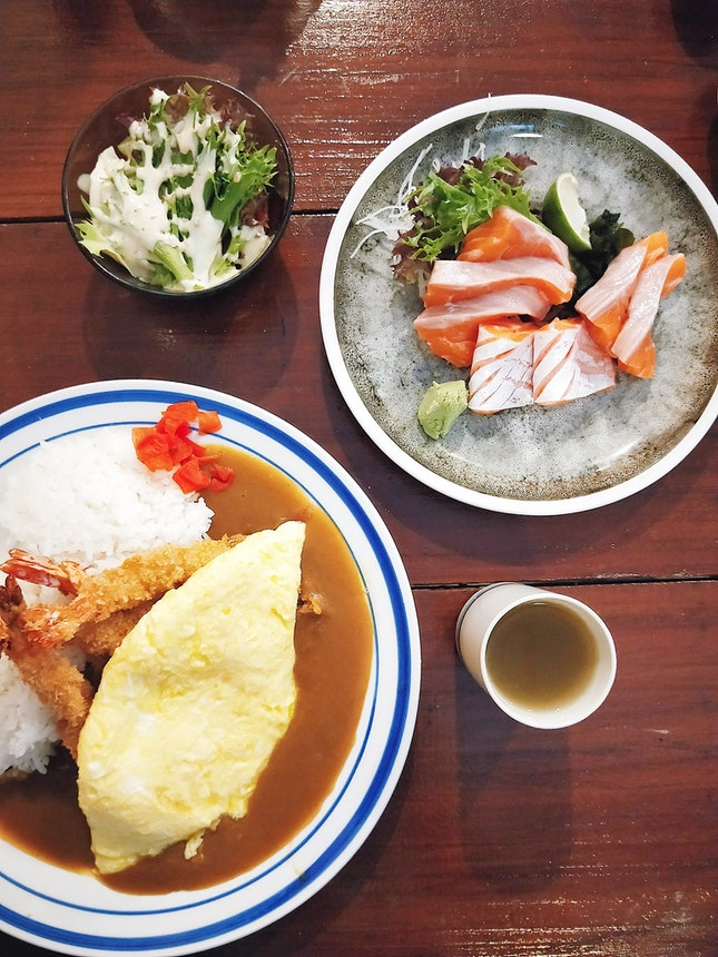 Shokudo Japanese Curry Rice @ Taman Paramount
