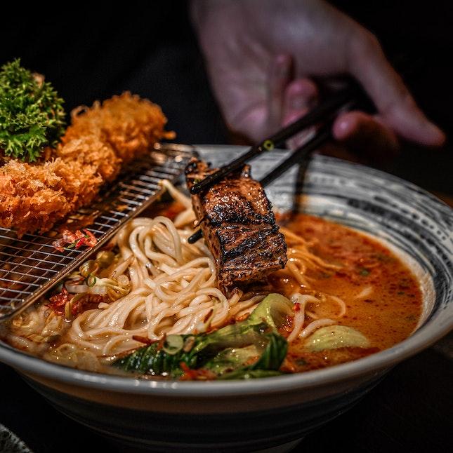 Japanese Hae Mee 🍤