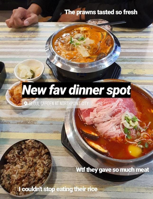 Best Japanese/ Korean Mains