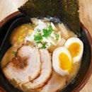 Special Roasted Miso Ramen