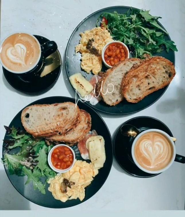 Cafe And Brunch