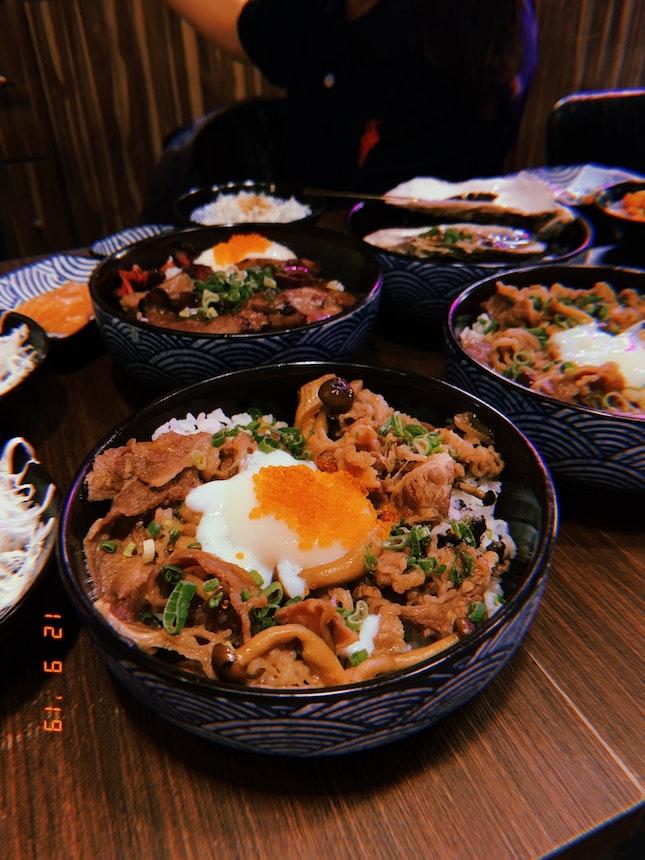 Burpple 1-4-1 Beef Sukiyaki Set