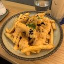 Aburi Mentaiko Fries