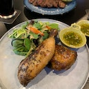 Chargrilled Chicken Leg
