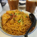 Dry Curry Chicken Meehoon