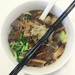 beef noodles ($18) @ greenhouse cafe