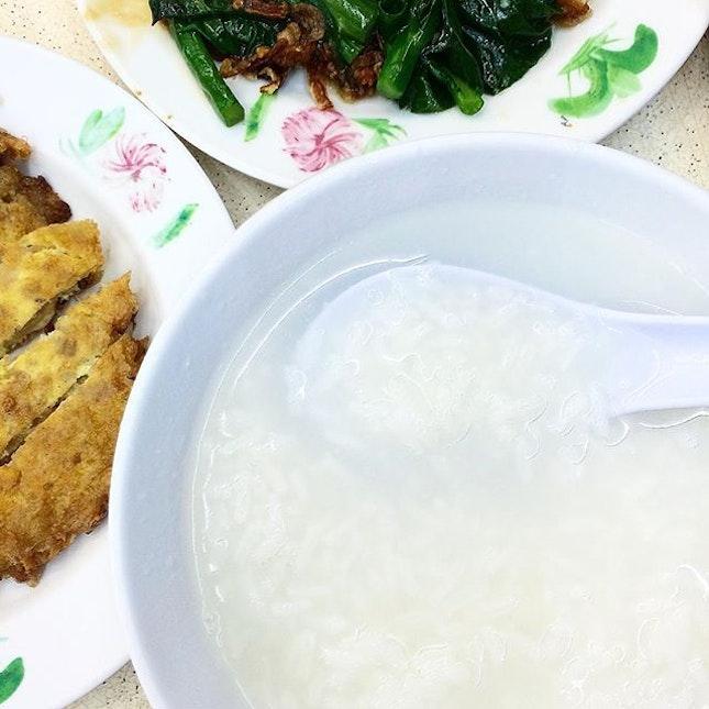 teochew porrridge @ joo seng teochew porridge
