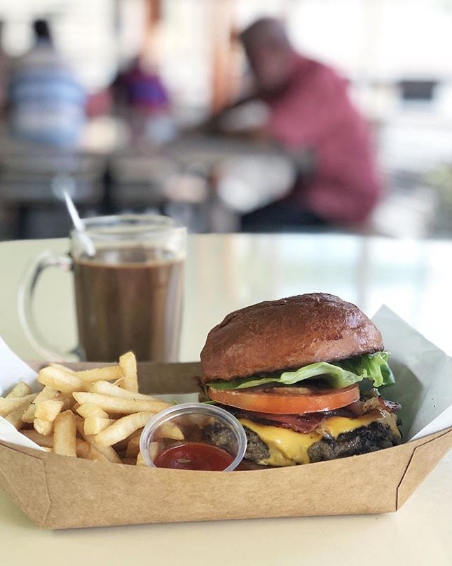 premium burger made with heart at heartland price.