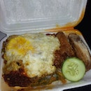 Fantastic and Affordable Nasi Lemak