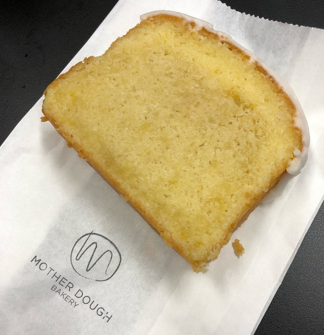 Lemon Cake ($4.50/slice)