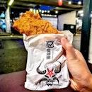   Devil Evolution Chicken 恶魔鸡排 .