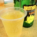 Brothers Ginger Cider!