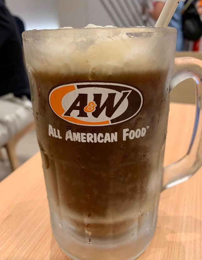 Draft Root Beer Float | $3.50