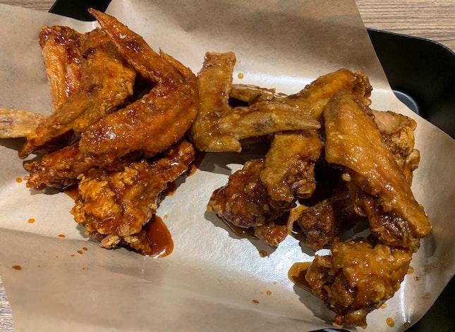 12 Pieces Chicken | $9.90