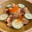 Aburi Salmon Don | $13.00