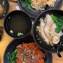 Wanton Noodles & Dumplings | $21.40