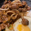 Diced Beef Rice + Beef +Egg | $11.40