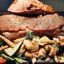 Roast Beef | $58++
