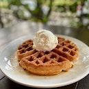 Lychee Martini On Cinnamon Waffle | $8.90