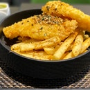Tempura Fish And Chips | $16.90