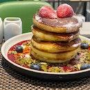 Osaka Fluffy Pancakes   $14.90