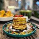 Osaka Fluffy Pancakes | $14.90