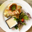 Roasted Chicken Crepe   $16.90
