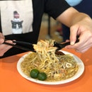 Tiong Bahru Yi Sheng Fried Hokkien Prawn Mee (ABC Brickworks Market & Food Centre)
