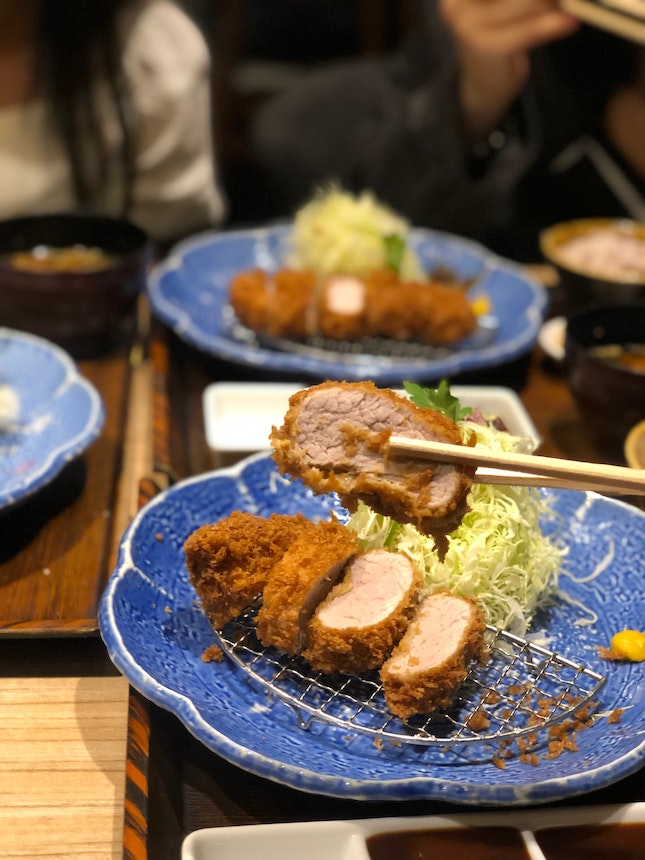 Seriously Good Tonkatsu, As Close To Japan As It Can Get