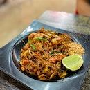 Seafood Phad Thai ($7.90)