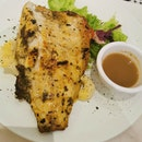 Pan Seared Barramundi ($22.90)