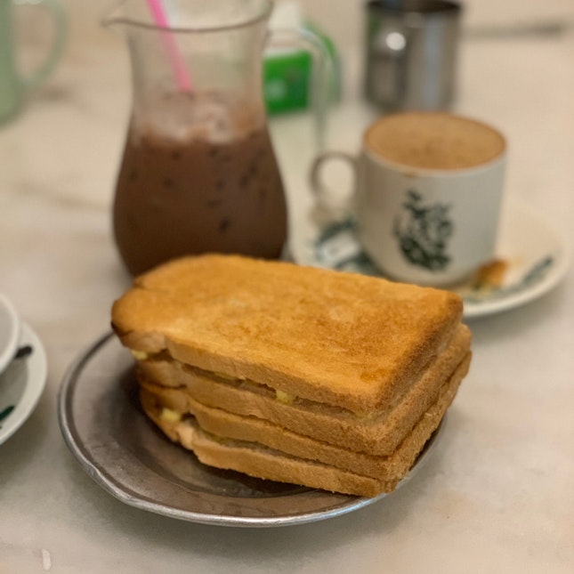 Chang Jiang Toast