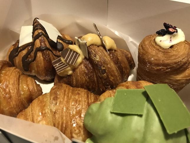 Mochi Croissant