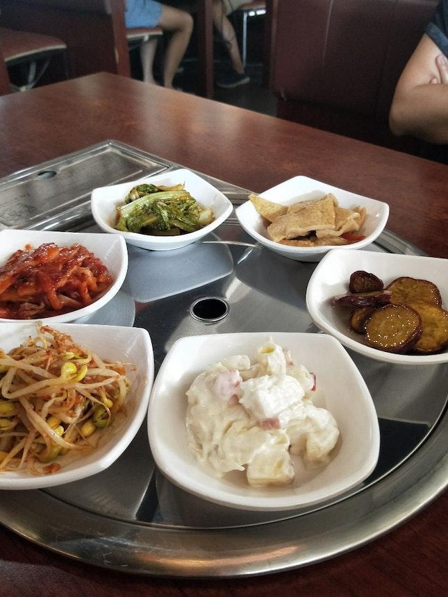 Comfort Korean Food