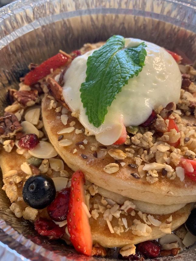 Pancakes !!
