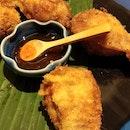 Thai stuffed chicken