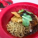 Hup Hup Minced Meat Noodle (724 Ang Mo Kio Central Market & Food Centre)