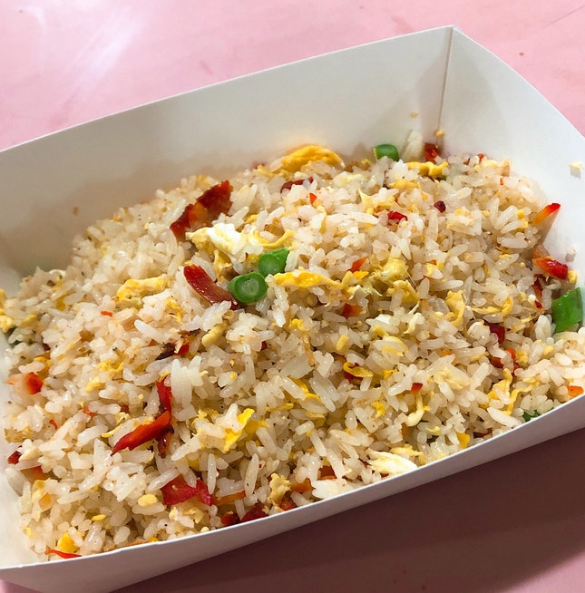 Master Fried Rice - Fried Rice ($3.50)