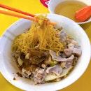 Lai Heng Mushroom Minced Meat Noodle - Minced Meat Noodles (4.30)