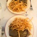 Oven Baked Beef Marrow & Trimmed Entrecôte Steak