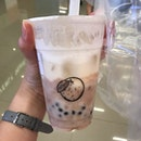 Taro Green Tea Latte