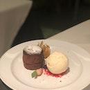 Dessert better than mains