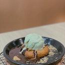 kooks signature set with ondeh ondeh ice cream